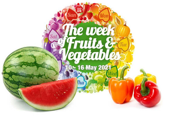 International Fruits & Vegetables year: let's celebrate it with We're Smart World
